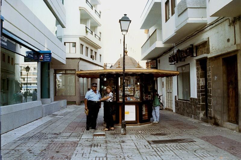 Heraclio Niz en la calle Real VII