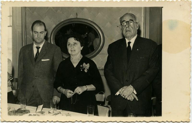 Homenaje a Mario Suárez Lubary
