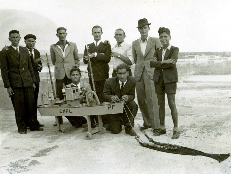 Escuela de Pesca I