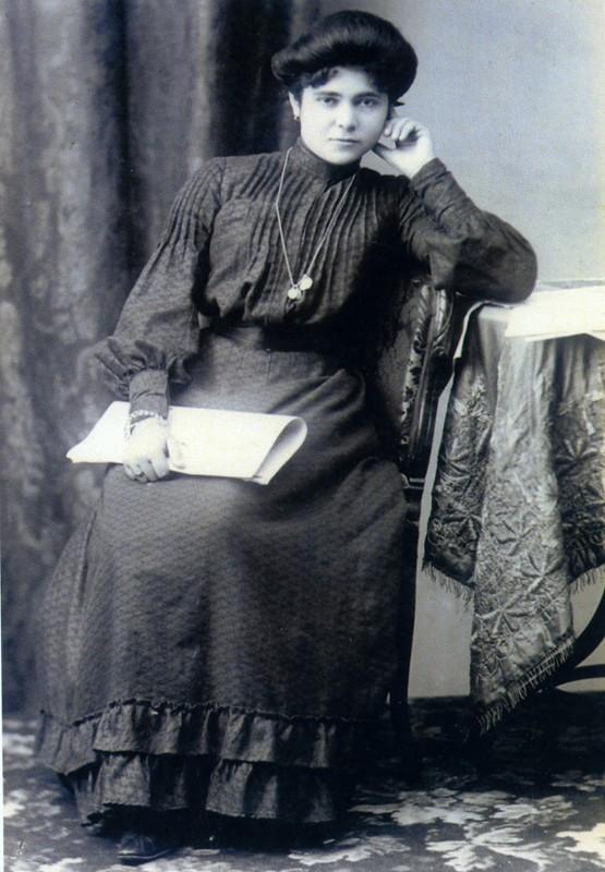 Maestra Carmen Marrero Orgaz I