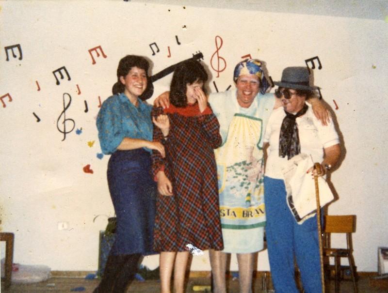 Teatro en el colegio Las Mercedes II