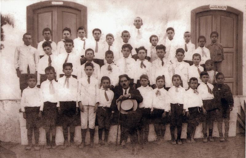 Escuela de niños de San Bartolomé