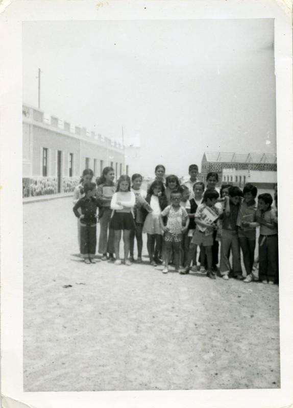 Alumnos de La Graciosa (curso 1973/74) I