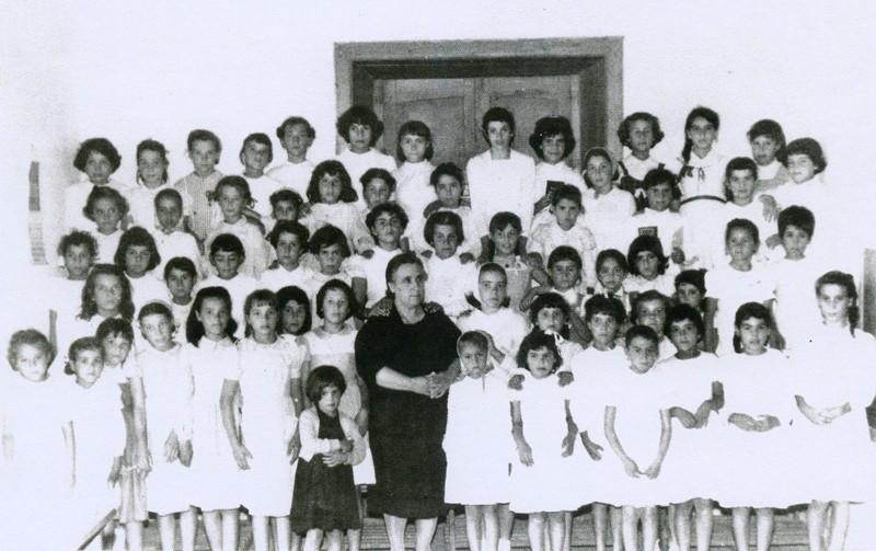 Escuela de niñas nº 2 de San Bartolomé