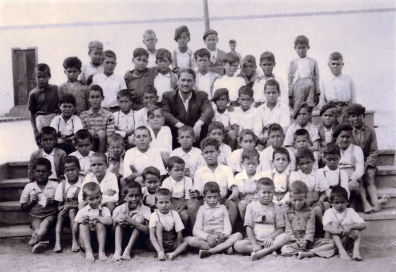 Escuela de José Cabrera Valenciano