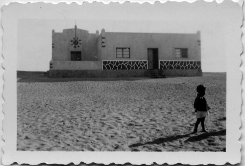 Escuela de Caleta de Famara I