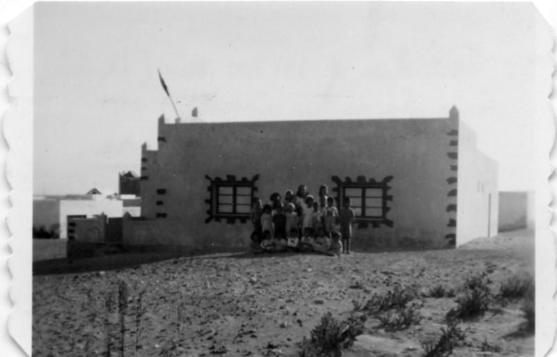 Escuela de Caleta de Famara II