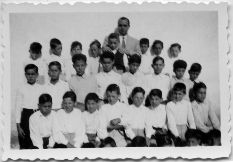Niños de la escuela de Guatiza I