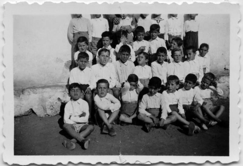 Escuela de los cuarteles de Arrecife