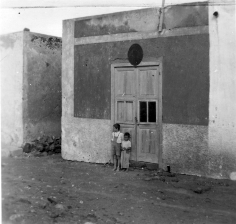 Antigua escuela de Arrieta II