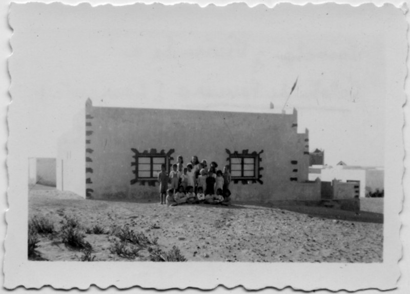 Escuela de Caleta de Famara IV