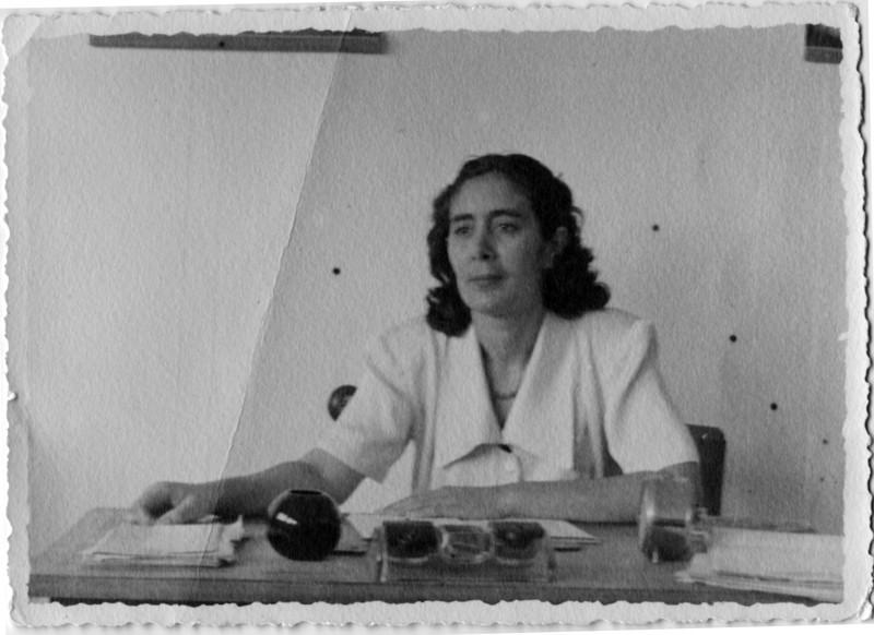 Mercedes Medina Díaz VI