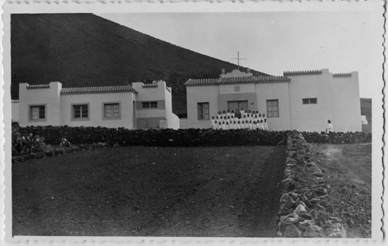 Escuela de Tahiche