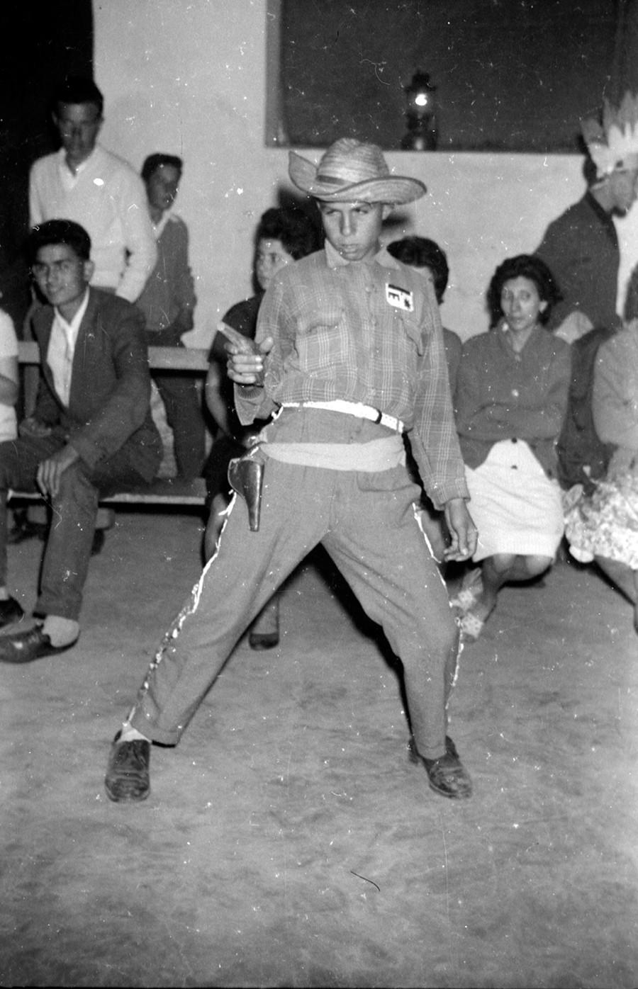 Carnaval en Haría de 1963 II