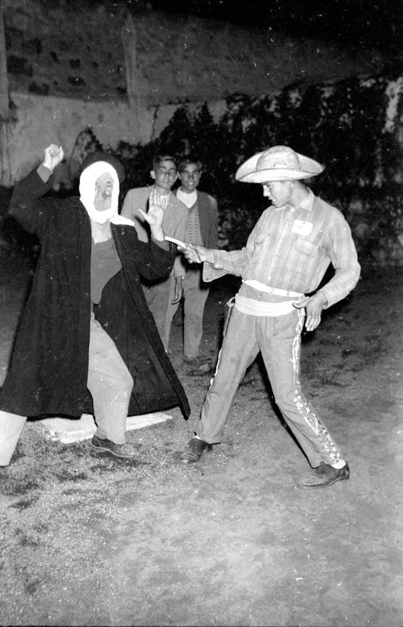 Carnaval en Haría de 1963 III