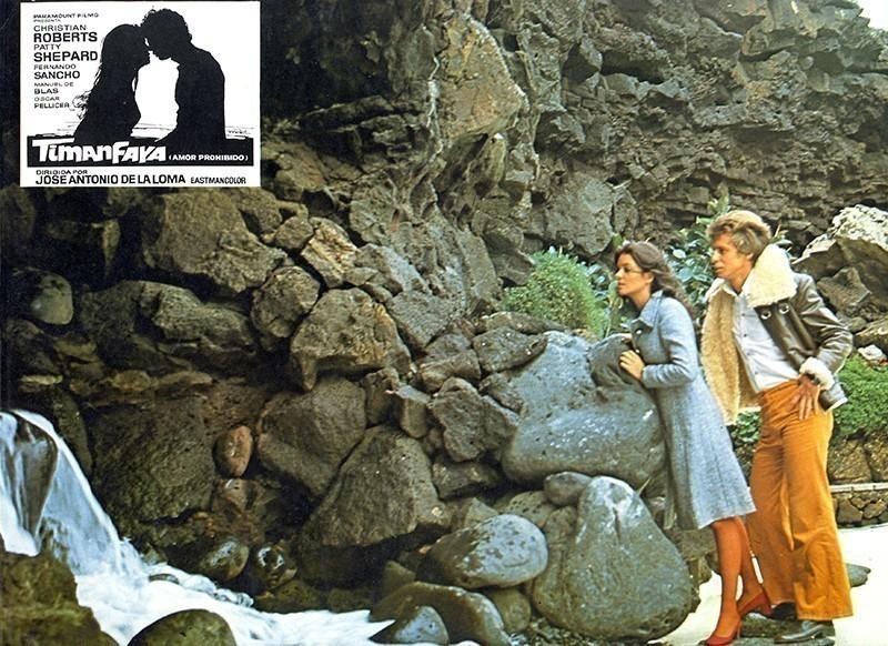 Fotocromo de la película Timanfaya II
