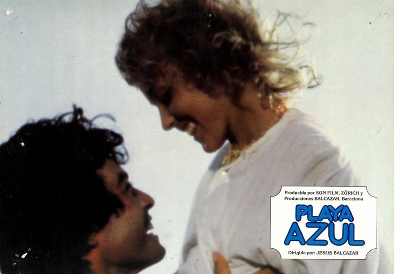 Fotocromo de la película Playa Azul V