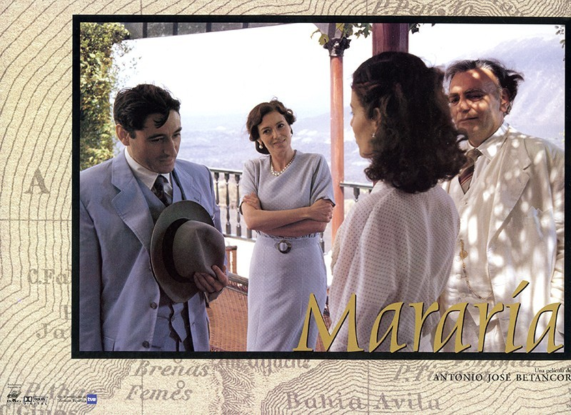 Fotocromo de la película Mararía III