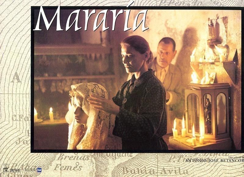 Fotocromo de la película Mararía V
