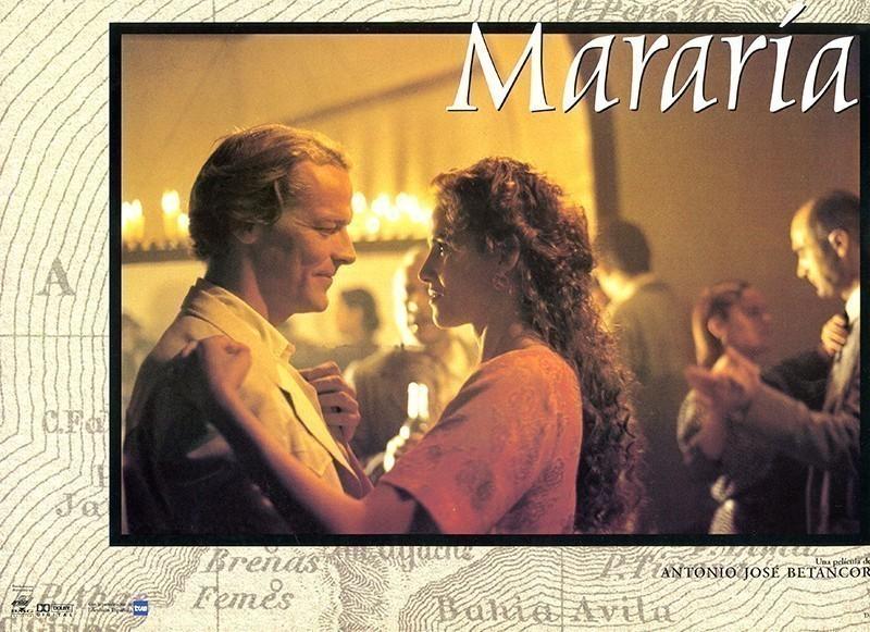 Fotocromo de la película Mararía VII
