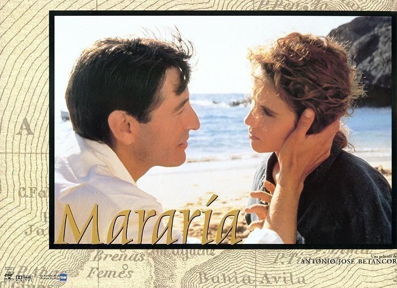Fotocromo de la película Mararía VIII