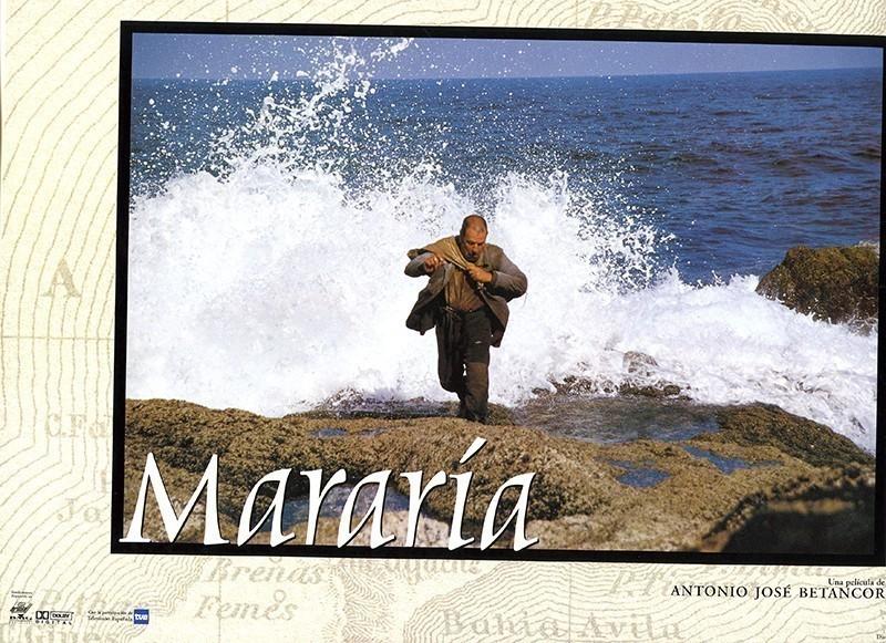 Fotocromo de la película Mararía IX