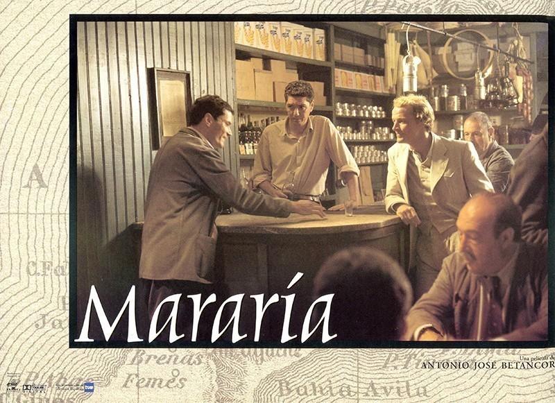 Fotocromo de la película Mararía X