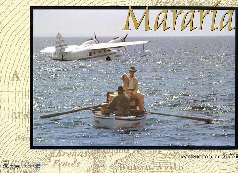 Fotocromo de la película Mararía XI