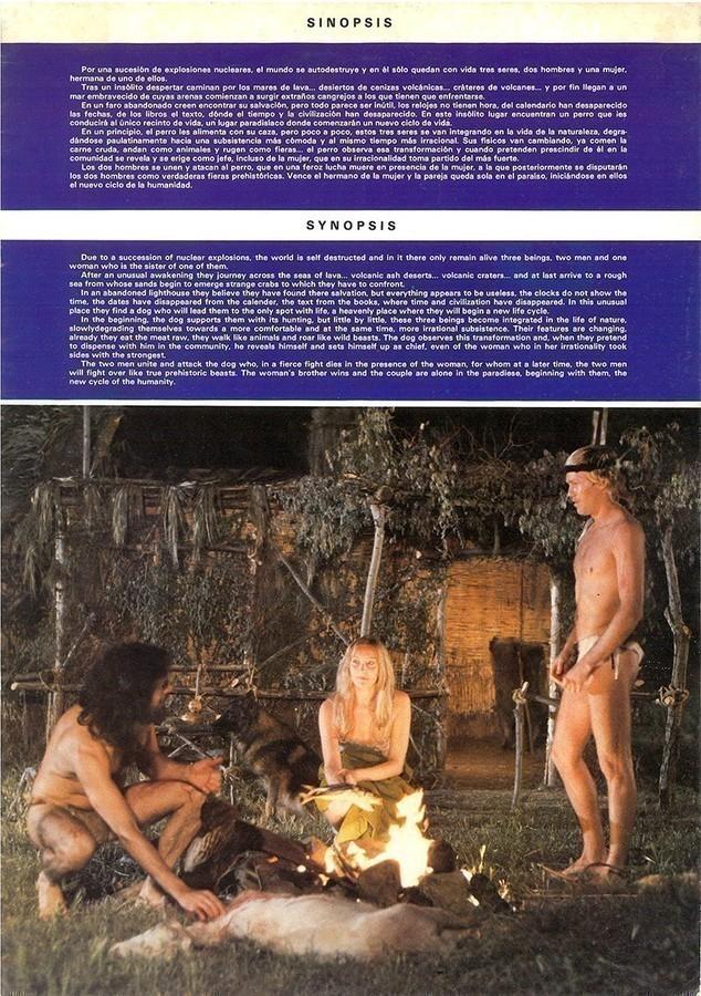 Guía publicitaria de la película Animales racionales III