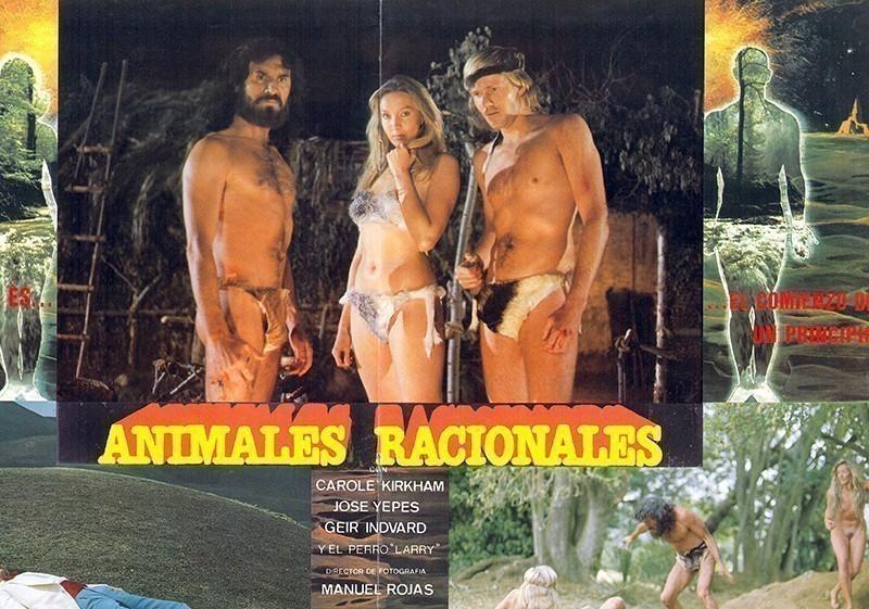 Guía publicitaria de la película Animales racionales IV
