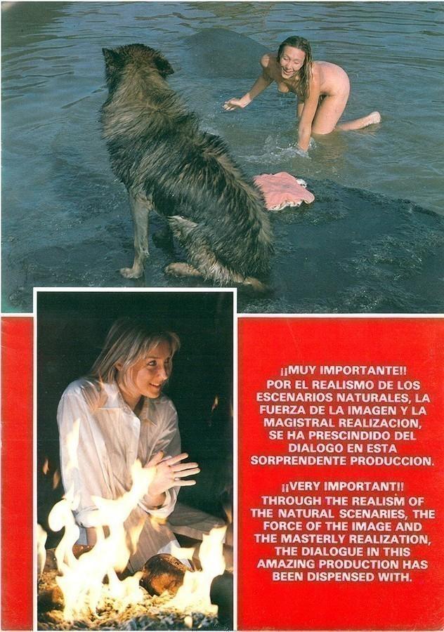 Guía publicitaria de la película Animales racionales VI