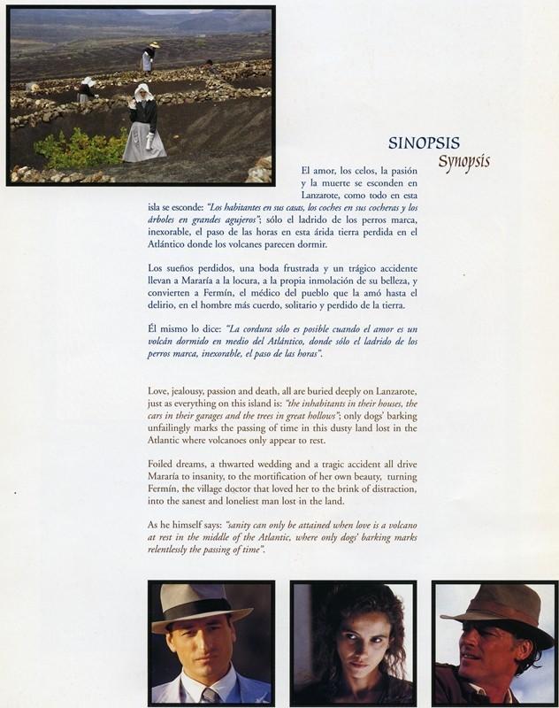 Guía publicitaria doble de Mararía IV