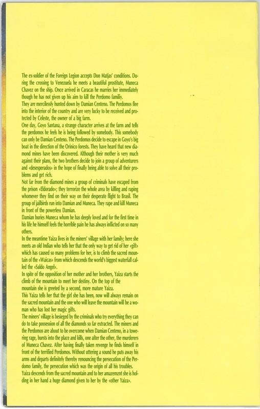 Guía publicitaria de Océano VI