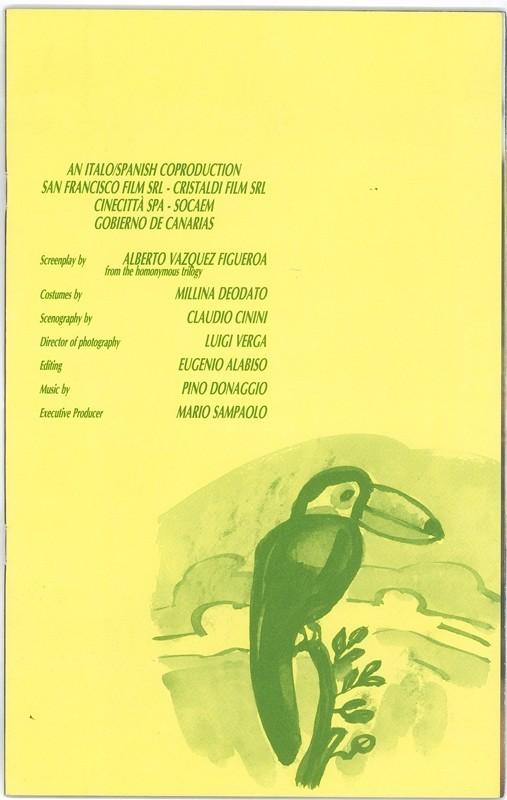 Guía publicitaria de Océano XIX