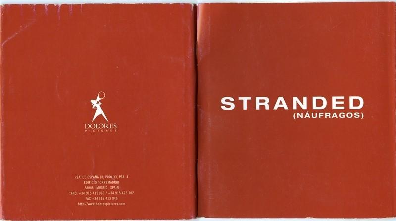 Guía publicitaria de Stranded (Náufragos) I