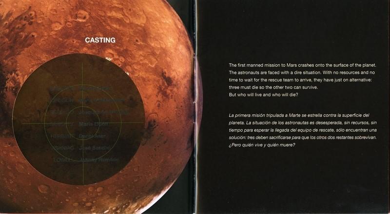 Guía publicitaria de Stranded (Náufragos) III