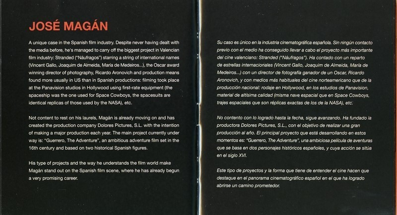 Guía publicitaria de Stranded (Náufragos) VII