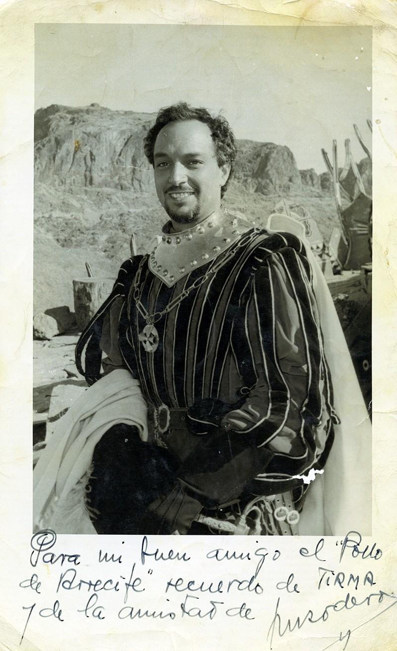 Retrato de José María Lado para Heraclio Niz