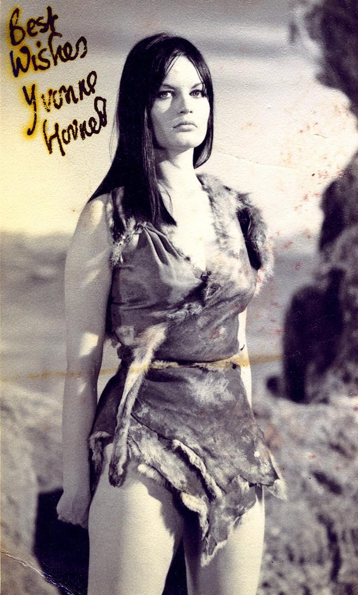 Retrato de Yvonne Horner