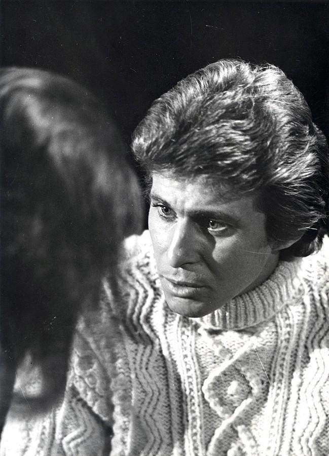 Fotografía de la película Timanfaya XII