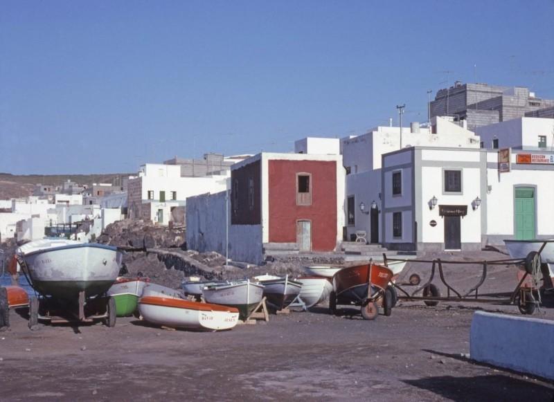El varadero de Puerto del Carmen I