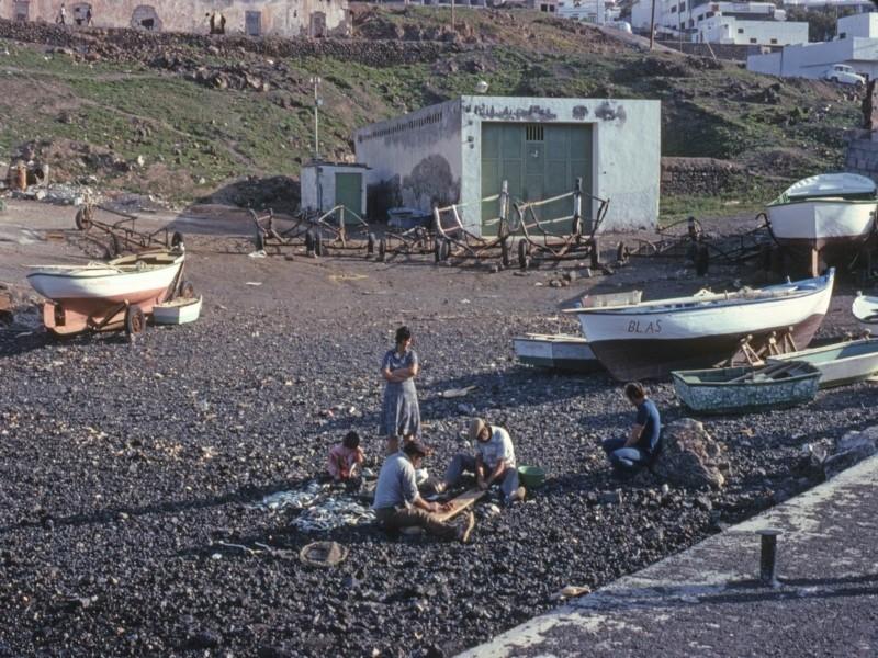 El varadero de Puerto del Carmen II