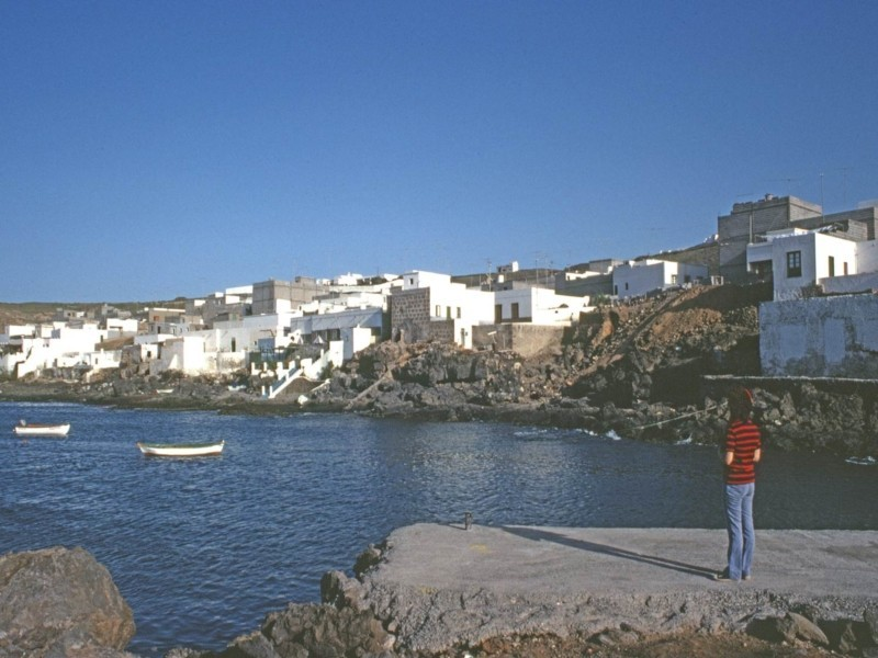 El varadero de Puerto del Carmen IV