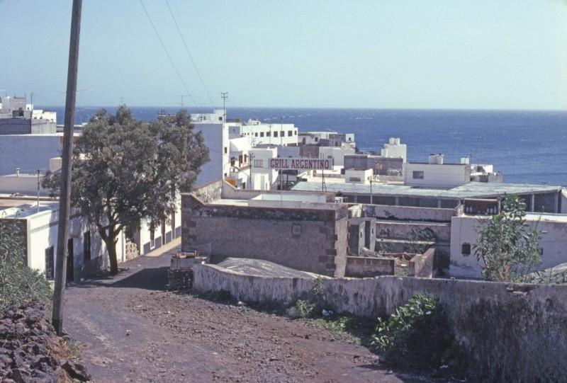 Bajada al varadero de Puerto del Carmen