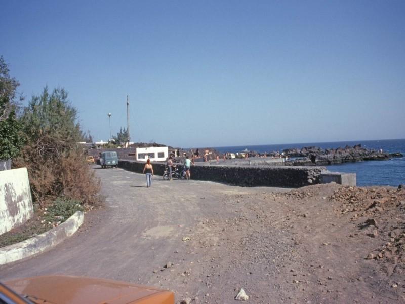 El muellito de Puerto del Carmen I