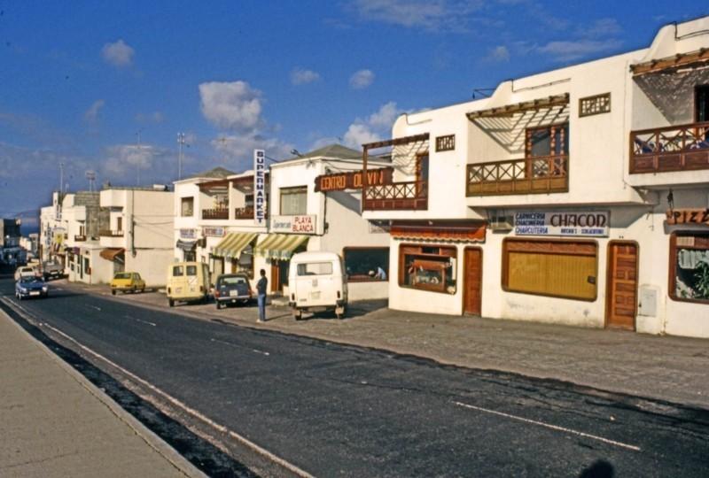 Comercios de Puerto del Carmen