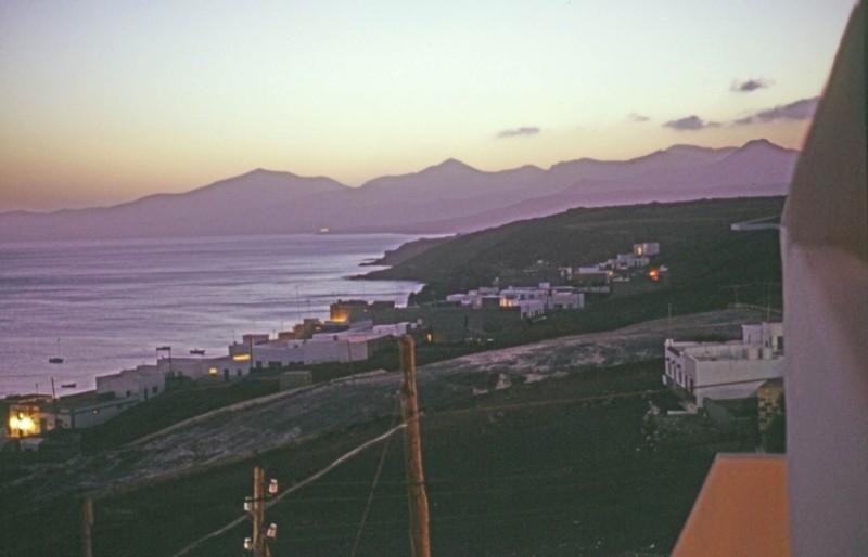 Noche en Puerto del Carmen I