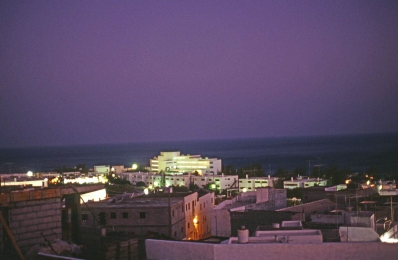Noche en Puerto del Carmen II