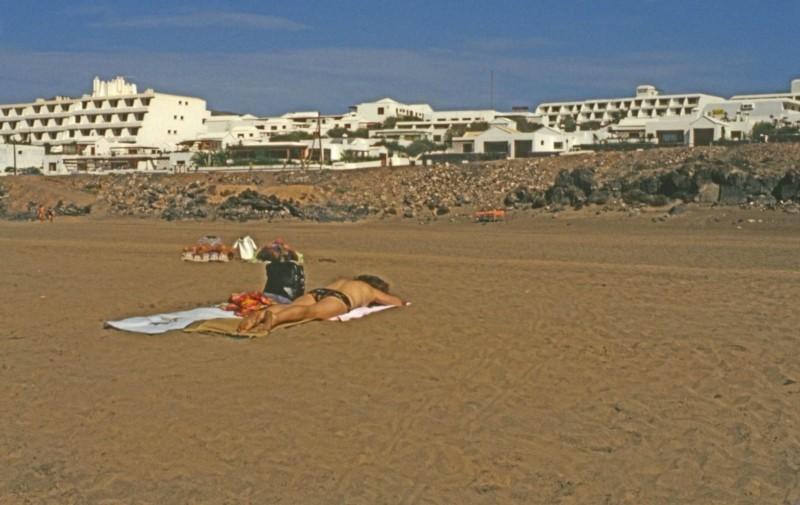 La Playa Grande de Puerto del Carmen IV
