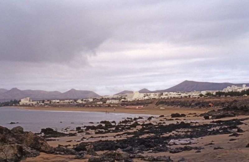 La Playa Grande de Puerto del Carmen VI